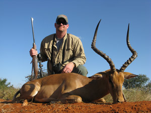 Great! Van, the professional hunter and the staff did a great job of making you feel at home!
