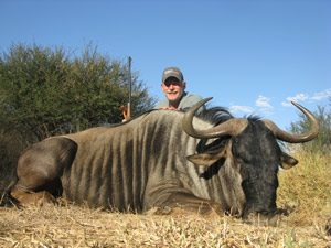 Van, the professional hunter, was top notch. His experience and compassion made this a great hunt.