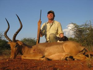Impala hunted at Matsuri Safaris | March 2017