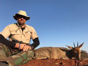Steenbok by Cameron Fowler,USA,May 2017